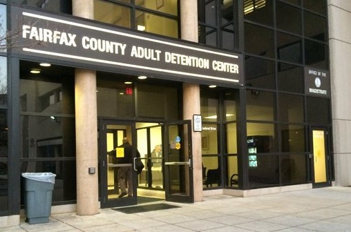 center adult Stafford county detention
